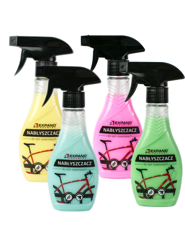 Bicycle Frame Polish 250 ml